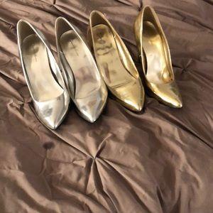 Shoes - Lot of 2 heels